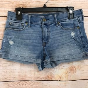 Abercrombie and Fitch jean Shorts 27